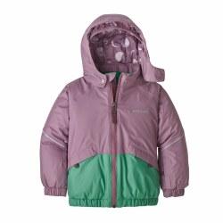 Snow Pile Jacket Verbena 3T