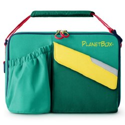 PlanetBox Carry Bag Citrus