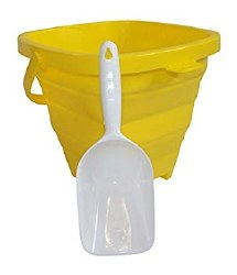 Packable Pails Yellow