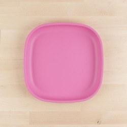"Flat Plates 9"" Bright Pink"