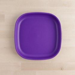 "Flat Plates 9"" Purple"