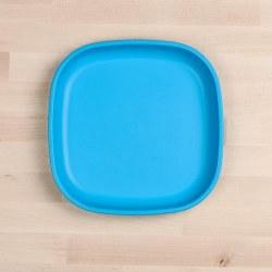 "Flat Plates 9"" Sky Blue"