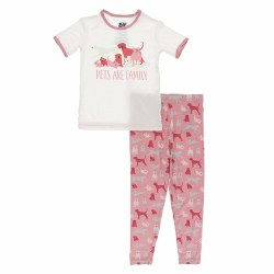 S/S PJ Berry Animals 2T