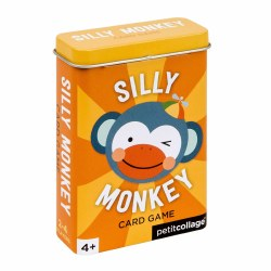 Silly Monkey Card Game