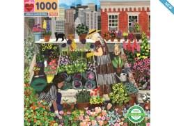 Urban Gardening 1000 Piece Puz