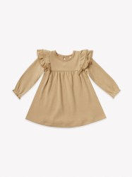 Flutter Dress Honey 6-12m