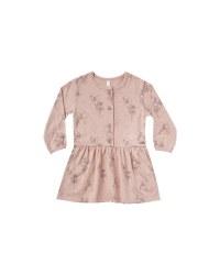 Fairy Button Up Dress 6-12m