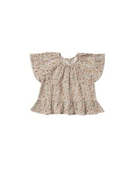 Flower Butterfly Top 6-7y