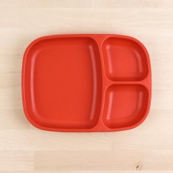 Divided Tray Red