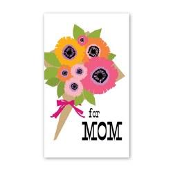 Enclosure Card Mom Bouquet