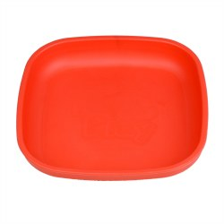 Flat Plates Red