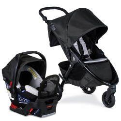 B-Free & Endevours Clean Comfort Travel System