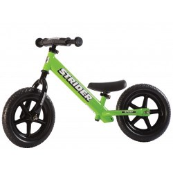 "Strider 12"" Sport Bike Green"