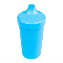 Spill Proof Cups Sky Blue