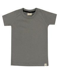 S/S Layering Top Grey 2-3y
