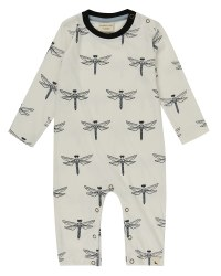 Dragonfly Playsuit 0-3m