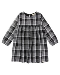 Check Woven Dress 3-4y