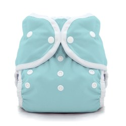 Duo Cover Size 2 Snap Aqua