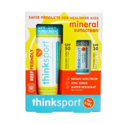 Think Sport Sunscreen Kit