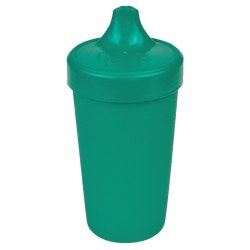 Spill Proof Cups Teal