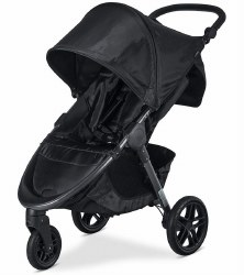 B-Free Stroller Cool Flow Grey