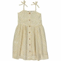 Brooklyn Dress Lemon 5T