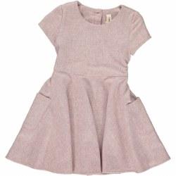 Debbie Dress Rose 5T