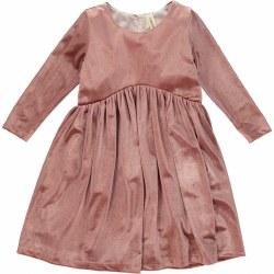 Charlotte Dress Rose 4T