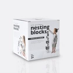 Nesting Blocks Woodland
