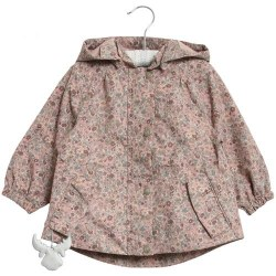 Elma Jacket Rose Flowers 2Y