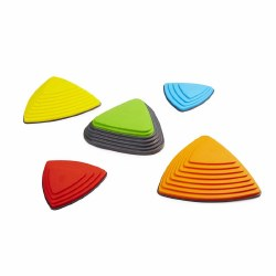 Riverstone Set of 5 with Bouncing Riverstone