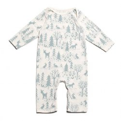 Romper Winter Blue 6m