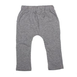 Lounge Pants Grey 6-12m