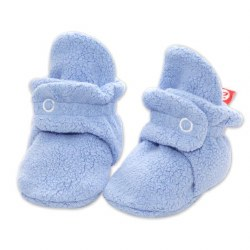 Cozie Fleece Bootie Blue 3m