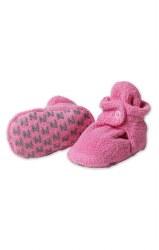 Gripper Booties Hot Pink 12m