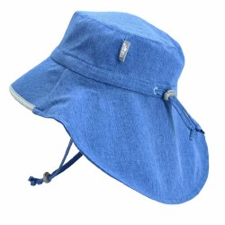 Adventure Hat Blue Medium