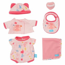 Baby Stella Welcome Baby Doll Accessory Set