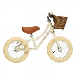 First Go Balance Bike Cream