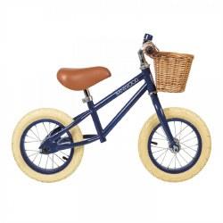 First Go Balance Bike Navy