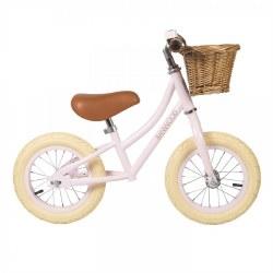 First Go Balance Bike Pink