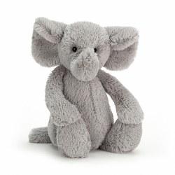 Bashful Grey Elephant Small