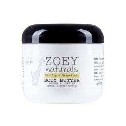 Body Butter Vanilla Grapefruit