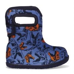 Baby Bogs Dino Blue 4T