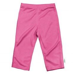 Breathable Sun Pants Pink 6-12m