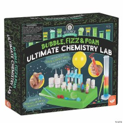 Science Academy Ultimate Chemistry Lab