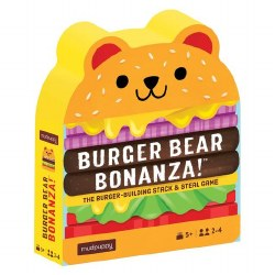 Burger Bear Bonanza!