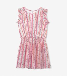 Candy Stripes Play Dress 5T