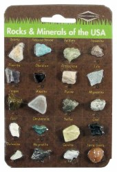 Compact Curiosities Rocks and Minerals of the USA