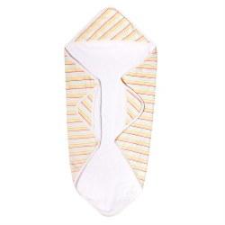 Knit Hooded Towel Rainee