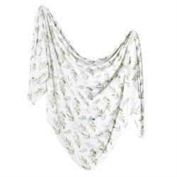 Swaddle Blankets Fern